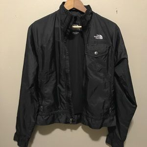The North Face Black Lightweight Coat